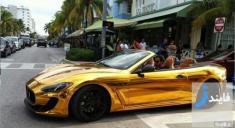 قیمت روز خودروهای لوکس مازراتی در بازار آمریکا