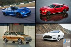 10 ماشین برتر تاریخ خودروسازی آمریکا