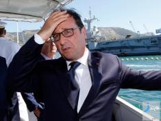 آرایشگر شخصی رئيسجمهور فرانسه ماهیانه 38 میلیون حقوق دریافت می کند