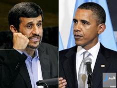 نامه جدید محمود احمدی نژاد به باراک اوباما