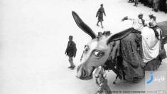 تصاویر اولین کارناوال در ایران و در دوره رضاخان