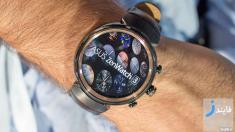 رونمایی از ساعت هوشمند جدید ایسوس ZenWatch 3 + قیمت