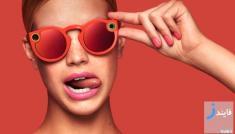 رونمایی از عینک جدید اسنپچت با قابلیت نصب دوربین