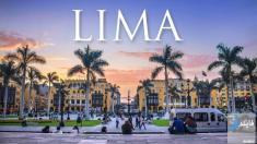 مکان های دیدنی شهر لیما در پرو + آلبوم عکس دیدنی