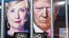 پیروزی هیلاری کلینتون در اولین مناظره با دونالد ترامپ