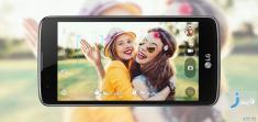 مشخصات گوشی ال جی مدل K10 + معایب و تصاویر