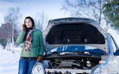 چگونه مصرف بنزین خودرو را در زمستان کاهش دهیم؟