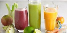 معرفی بهترین و سالم ترین آبمیوه ها