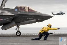 اسرائیل پیشرفتهترین جنگنده رادار گریز آمریکا را تحویل گرفت