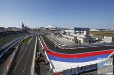 سوچی میزبان اولین مسابقه گراند پری فرمول یک روسیه