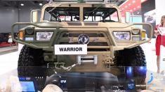 ویدیویی از خودروی نظامی دانگ فنگ Warrior رقیب چینی هامر