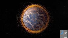 ژاپنی ها زباله های فضایی را جمع آوری می کنند