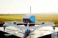 آمازون تحویل سفارشات با پهباد یا drone را آغاز کرد