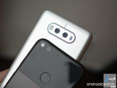 مقایسه گوشی گوگل پیکسل XL با ال جی V20 / ال جی بهتر است یا گوگل پیکسل؟