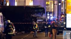 حمله با کامیون در برلین 12 کشته برجای گذاشت