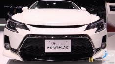 مشخصات فنی خودروی تشریفاتی تویوتا مارک ایکس مدل 2016