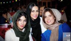 واکنش ها به طرز پوشش سارا بهرامی در اکران فیلم گیتا