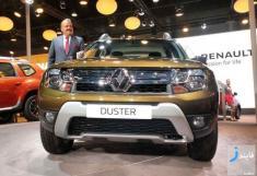 نظرات مشتریان نگین خودرو در مورد رنو داستر