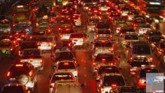 خطرات زندگی در نزدیکی خیابانهای شلوغ