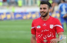 هافبک جوان و با استعداد فوتبال ایران به پرسپولیس پیوست
