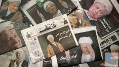 تصاویر مراسم تشییع جنازه آیت الله هاشمی رفسنجانی