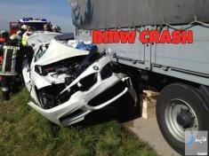 ویدیویی دیدنی از مجموعه تصادفات خودروهای بی ام و در سال 2016