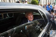 ویژگی های لیموزین جدید رئیس جمهور آمریکا