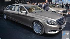 تجربه رانندگی با مرسدس مایباخ S600 + قیمت و مشخصات فنی