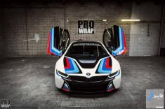 مشخصات فنی + تجربه رانندگی با بی ام دبلیو آی هشت BMW i8