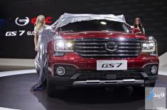 رونمایی از سه خودروی جدید شرکت چینی گک مدل 2018