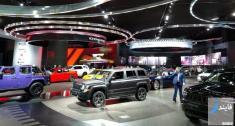 حضور چشمگیر خودروسازان ژاپنی و کرهای در نمایشگاه خودروی دیترویت 2017