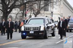خودروی جدید ترامپ چه ویژگی هایی دارد؟