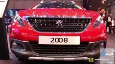 پژو 2008 جدید قبل از عید وارد بازار ایران می شود!