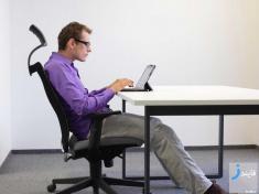 نشستن طولانی مدت بروی صندلی، عمر انسان را کاهش می دهد!