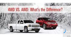 معرفی سیستم 4WD و AWD خودروها + تفاوت ها