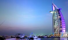 ارزانترین و لوکس ترین هتلهای دبی