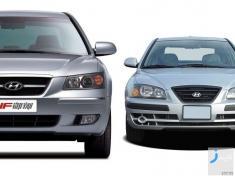 مقایسه هیوندای آوانته مدل 2005 با نیسان ماکسیما و هیوندای سونا مدل 2007