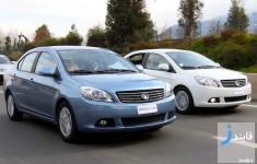 آمار تولید پنج شرکت خودروسازی خصوصی در ایران