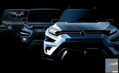 سانگ یانگ XAVL کانسپت در نمایشگاه خودروی ژنو سوییس رونمایی می شود