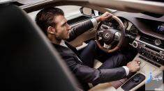 تیزر تبلیغاتی لکسوس ES مدل 2017 را تماشا کنید