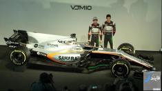 خودروی جدید تیم فرمول یک فورس ایندیا رونمایی شد + تاریخچه فورس ایندیا