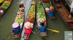 راهنمای سفر به تایلند از مکانهای دیدنی تا هزینه سفر + تصاویر دیدنی
