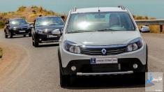 شرايط پيش فروش اينترنتي خودروی رنو ساندرو استپ وی