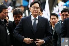 رشوه 40 میلیون دلاری رئیس سامسونگ به اطرافیان رئیس جمهور کره
