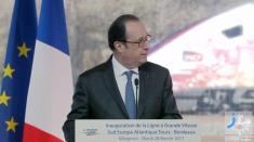 شلیک اشتباهی تکتیرانداز پلیس، هنگام سخنرانی رئیسجمهور فرانسه