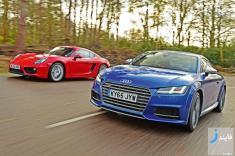 پورشه و آئودی باکیفیت ترین خودروهای جهان را تولید می کنند
