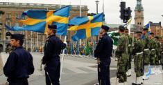 خدمت سربازی در سوئد دوباره اجباری شد