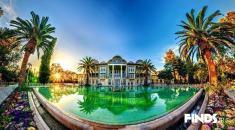 معروف ترین و دیدنی ترین باغ های شیراز + فهرست کامل باغ های شیراز