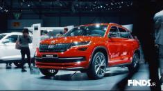 اشکودا کودیاک مدل 2017 در نمایشگاه خودروی ژنو رونمایی شد