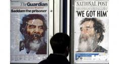 جزئیاتی از بازجویی صدام حسین در سال 2003 منتشر شد